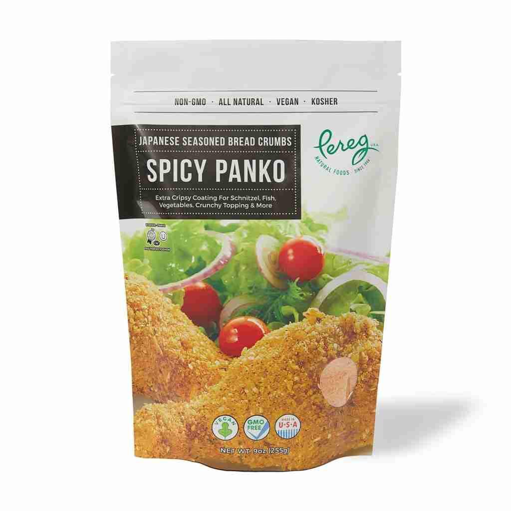 Bread Crumbs – Spicy Panko