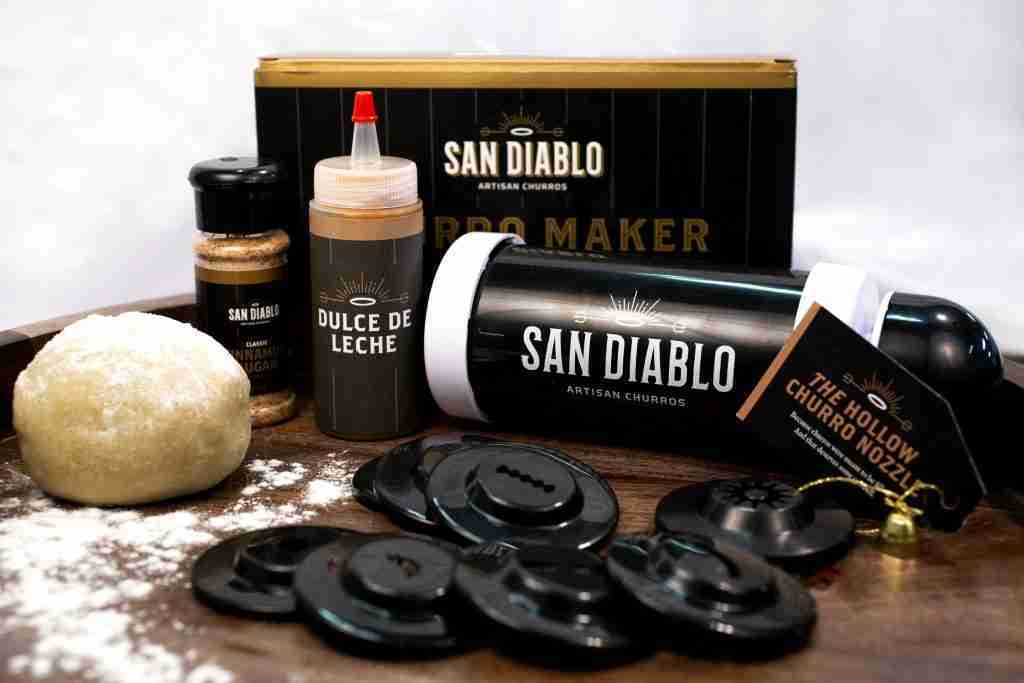Churro Maker DIY Kit *GLUTEN-SENSITIVE* – Dulce de leche
