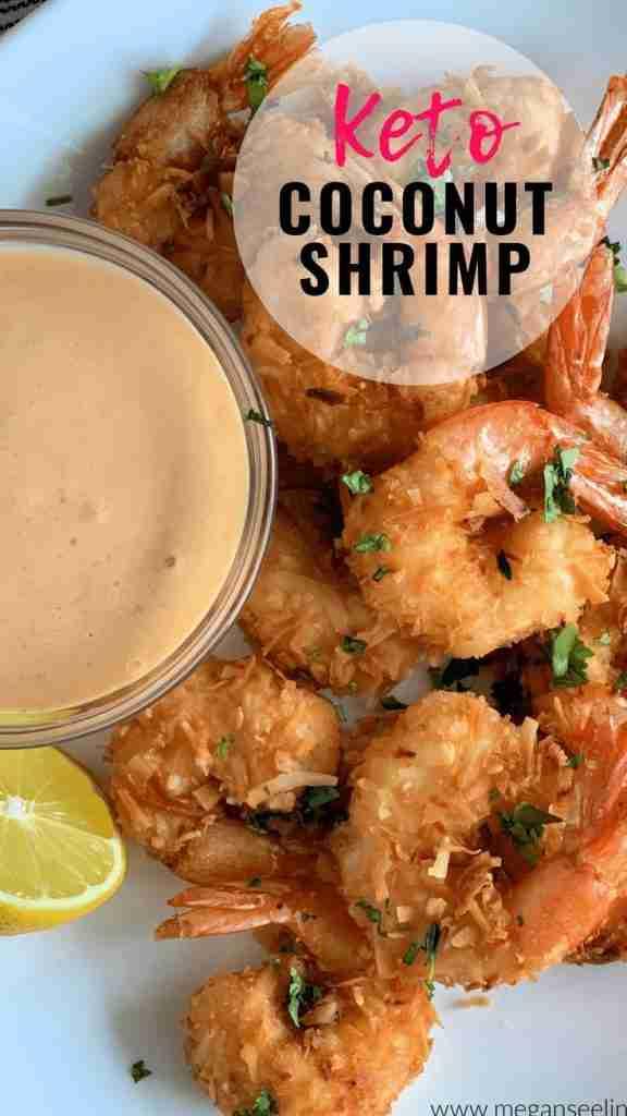 Easy Keto Fried Coconut Shrimp – Pan Fried or Air Fryer Shrimp — Megan Seelinger Coaching