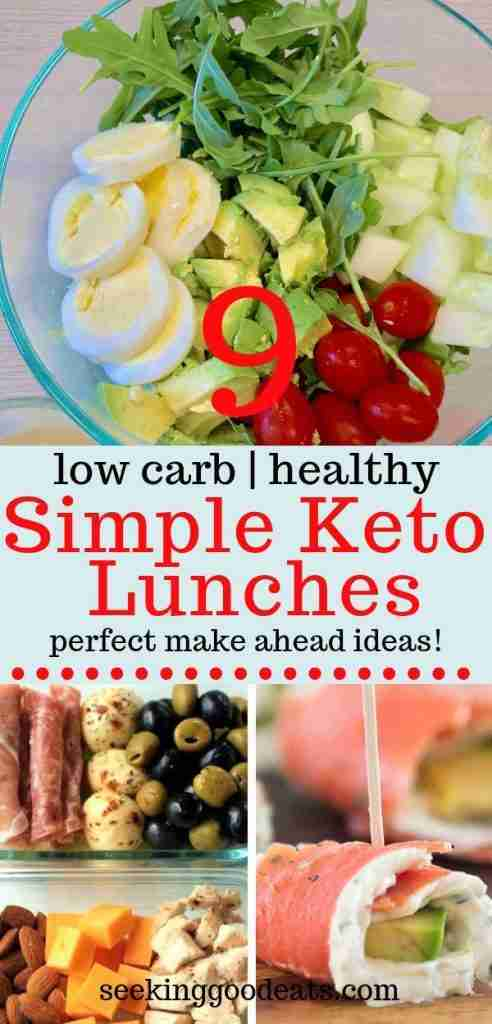 Easy Keto Lunch Ideas (20+ Keto Lunches)