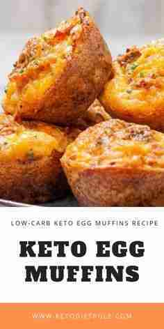Egg Bites Keto Breakfast Muffins Recipe – Keto Diet Rule