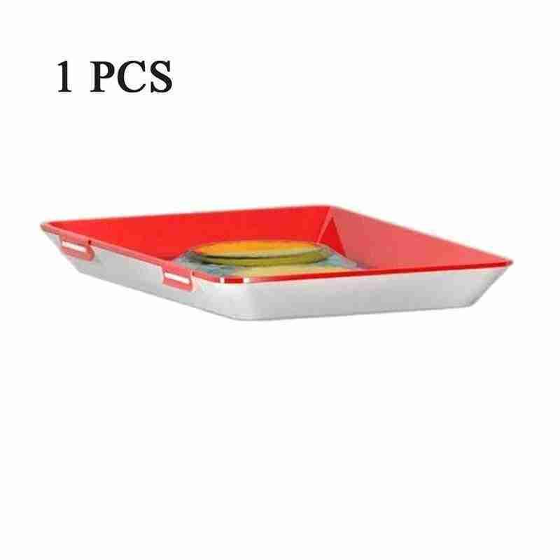 Food Sealer™️-Reusable, stackable food trays keep food fresh – 1PCS