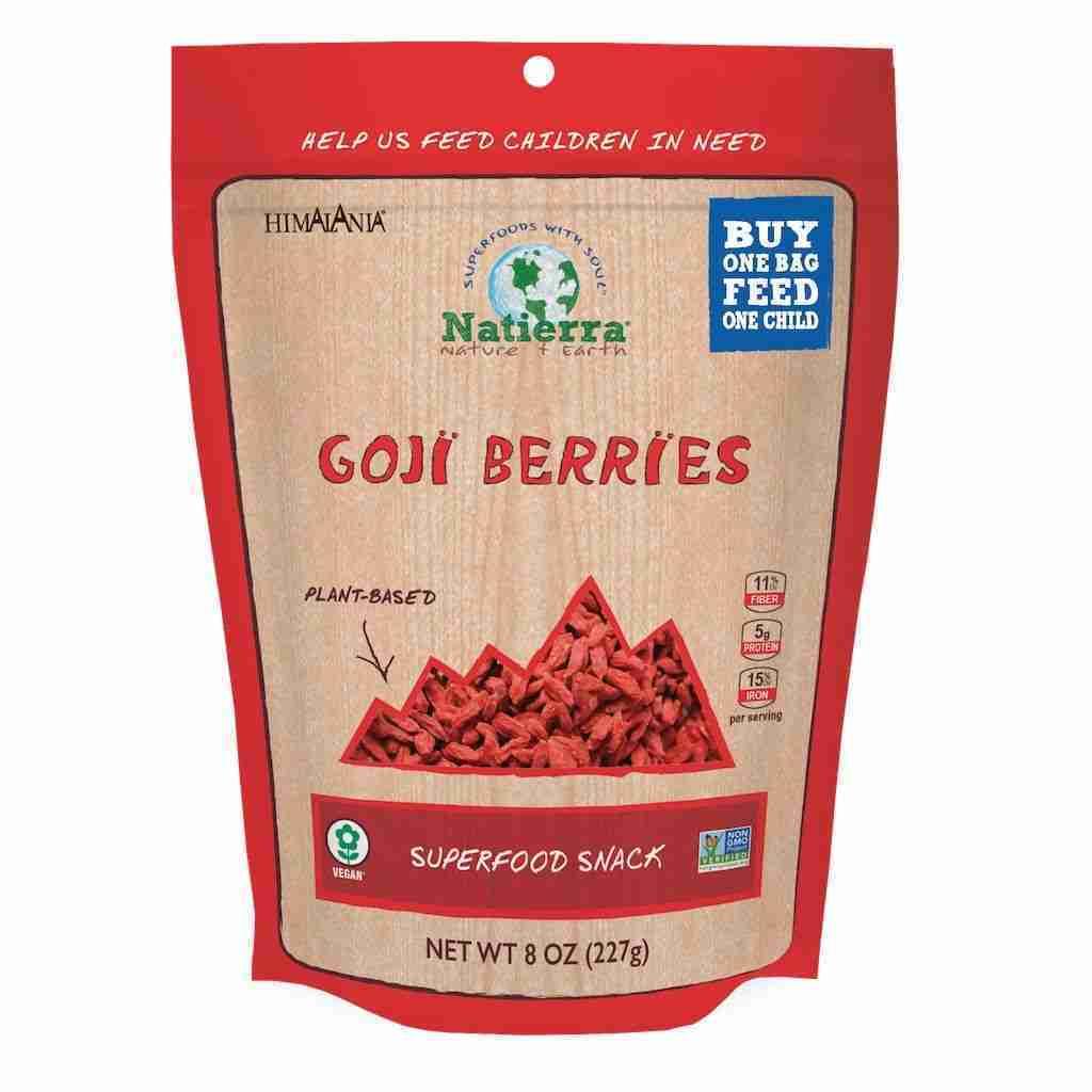 Goji Berries 8oz