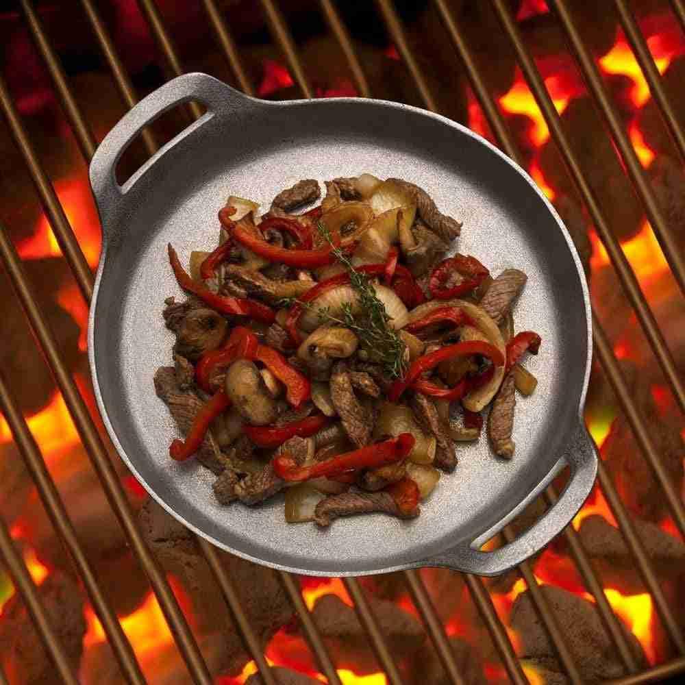 Grillware Round Saute Pan