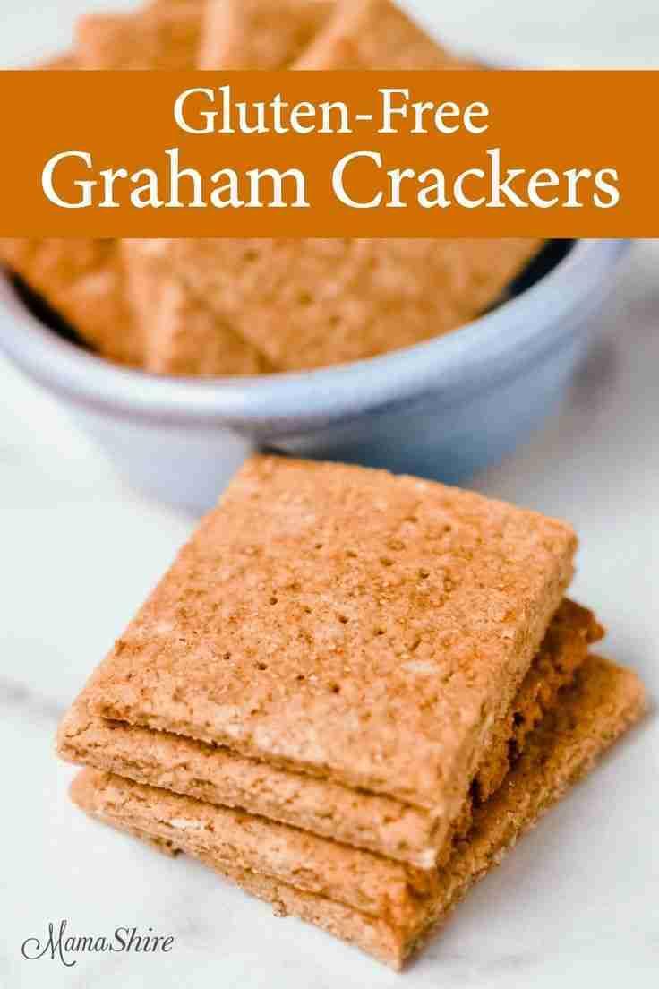 Homemade Gluten-Free Graham Cracker Recipe