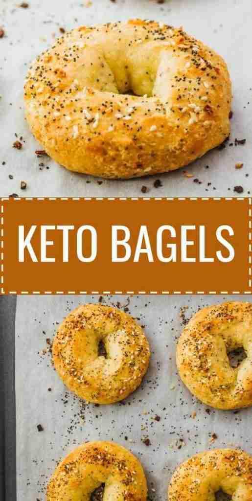 Keto Bagels (Slice, Toast, Sandwich) – Savory Tooth