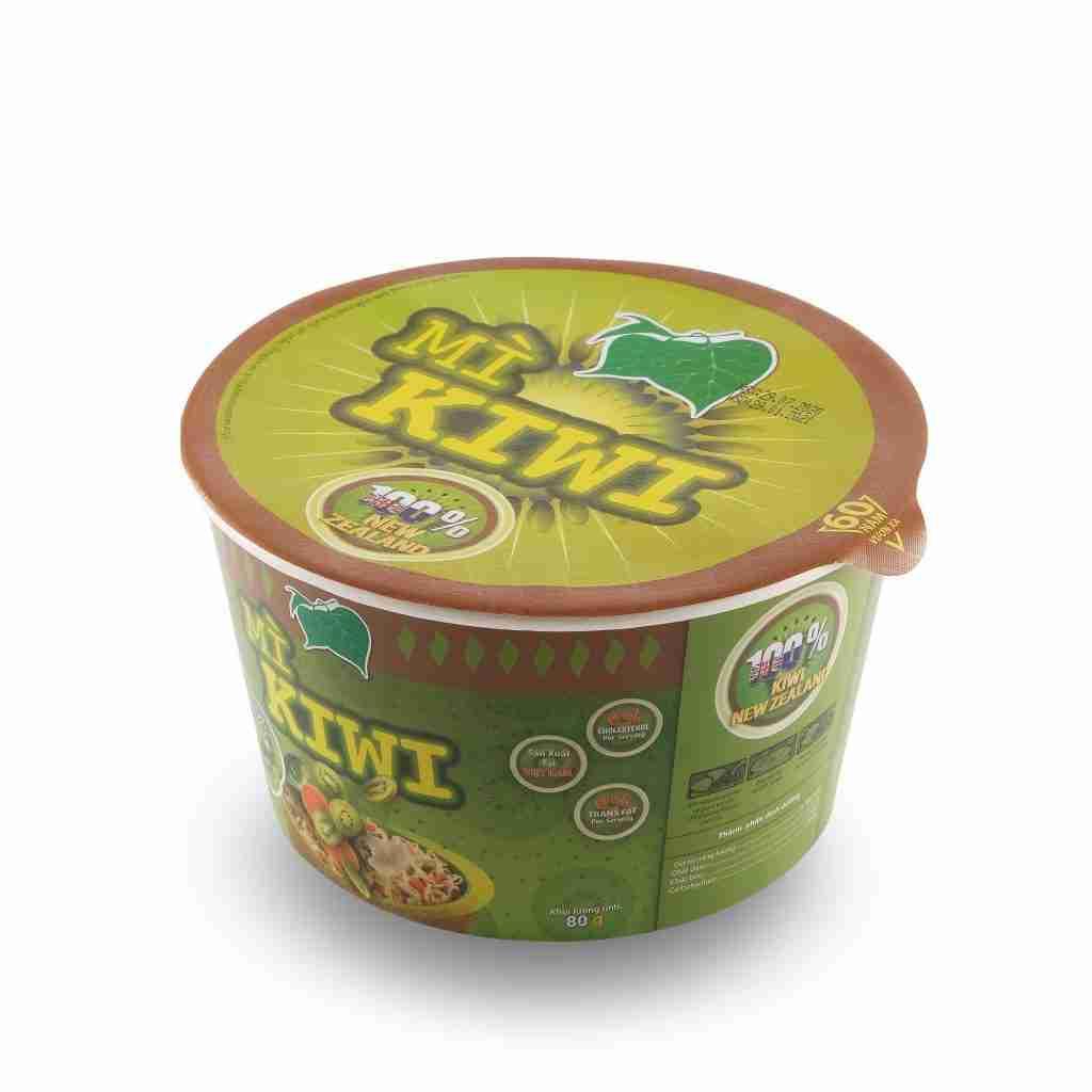 New Zealand Kiwi Noodle Bowls (6 Bowls)