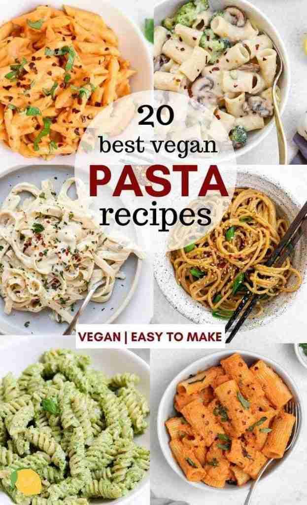 The 24 Best Vegan Pasta Recipes