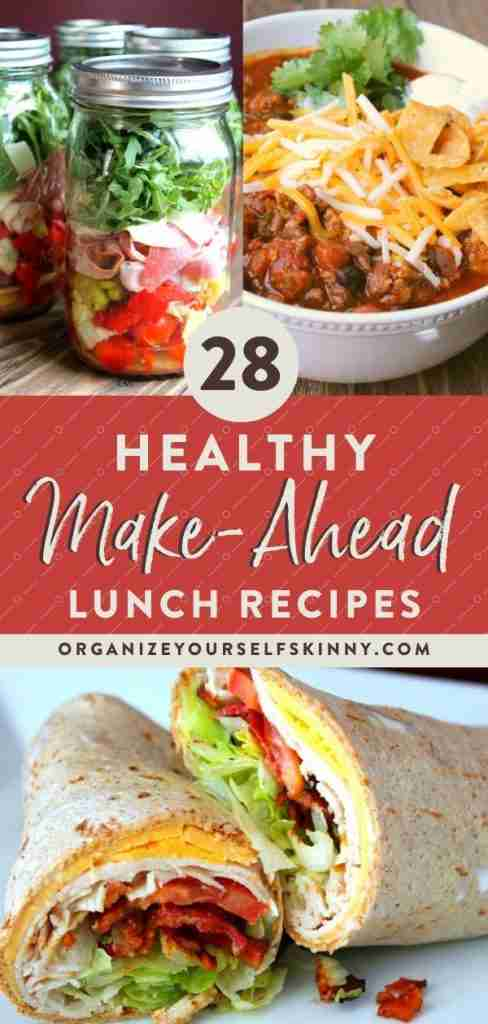 The Best Healthy Make-Ahead Lunches For The Week