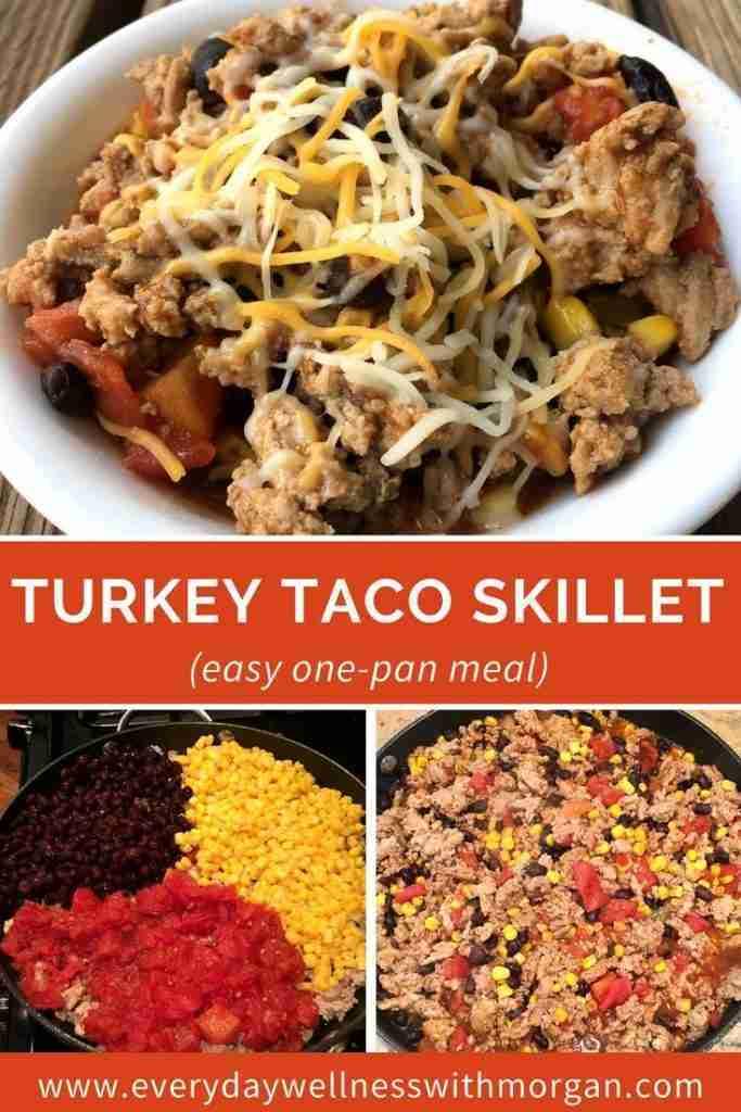 Turkey Taco Skillet – Everyday Wellness