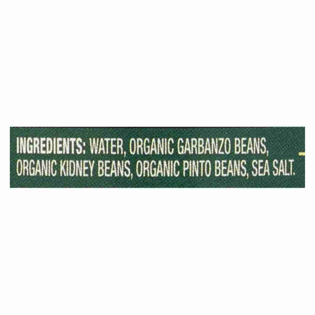 Westbrae Foods Organic Salad Beans – Case Of 12 – 15 Oz.