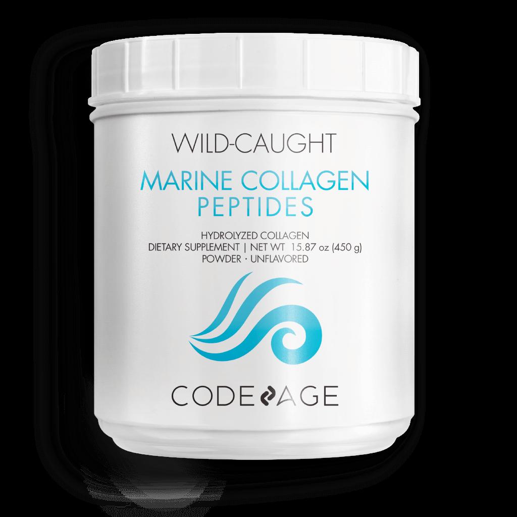 Wild Caught Marine Collagen Peptides Powder
