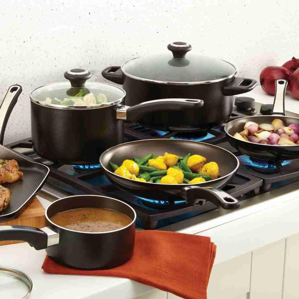 12-Inch Nonstick Deep Frying Pan