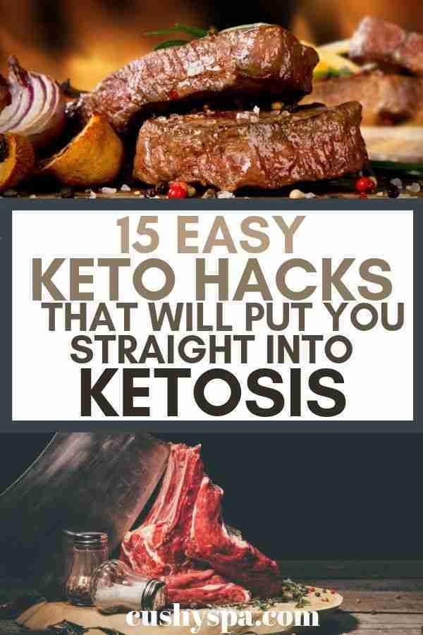 15 Easy Keto Hacks to Achieve Fast Ketosis