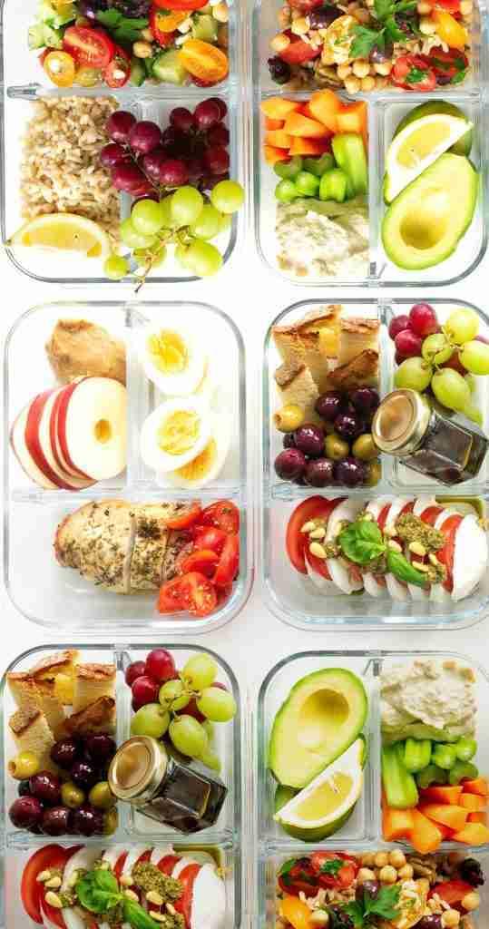 5 Easy Lunch Box Ideas