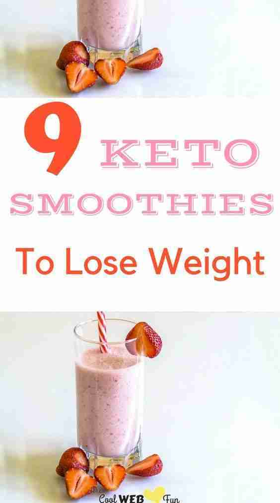 9 Delicious and Simple Keto Smoothie Recipes to ENJOY anytime – Cool Web Fun