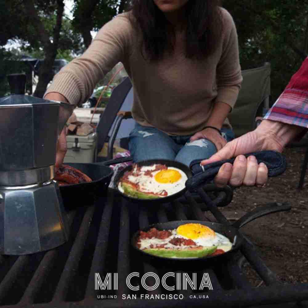 Camping Breakfast is the Best Breakfast