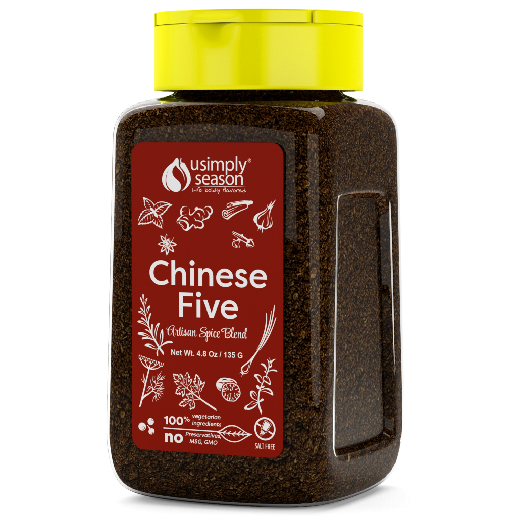 Chinese Five – 4.8 oz / 135 G