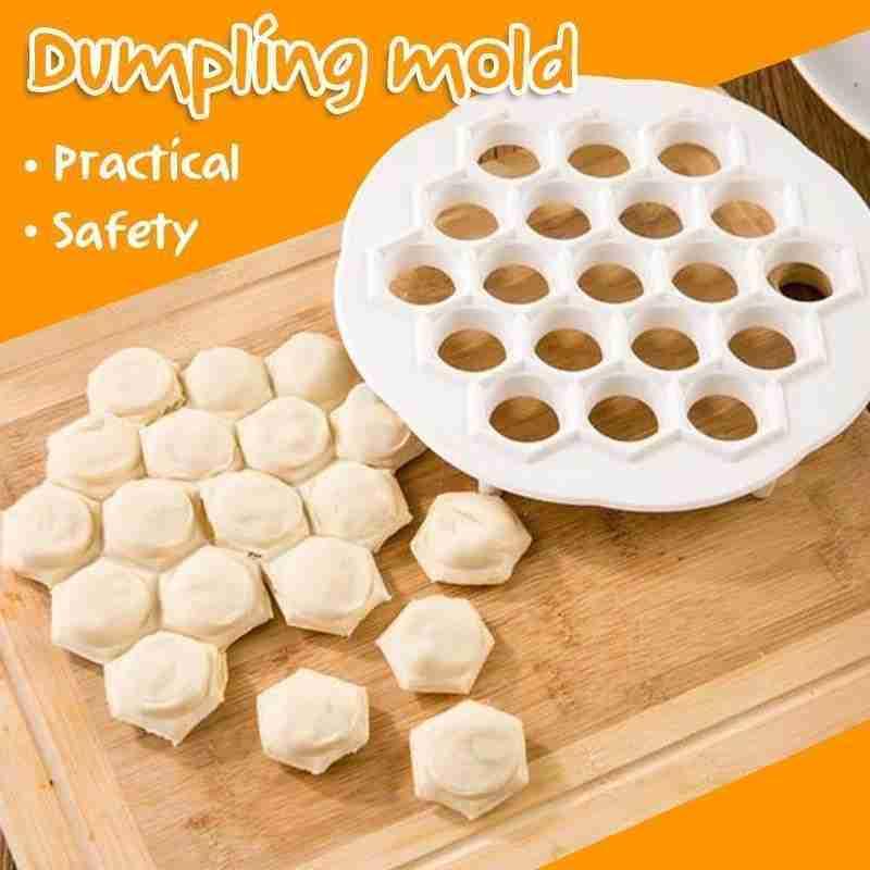 Dumpling Mold – 19 Hole