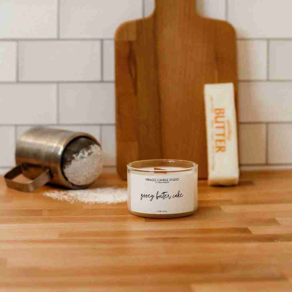 Gooey Butter Cake Candle – 4 oz.