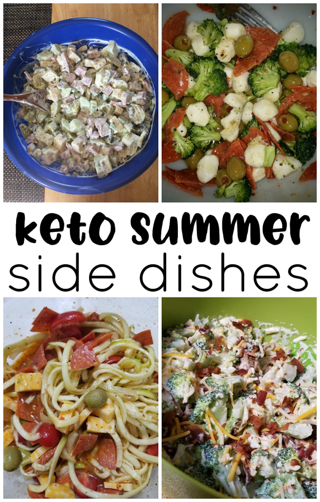 Keto Summer Side Dishes – Crafty Morning