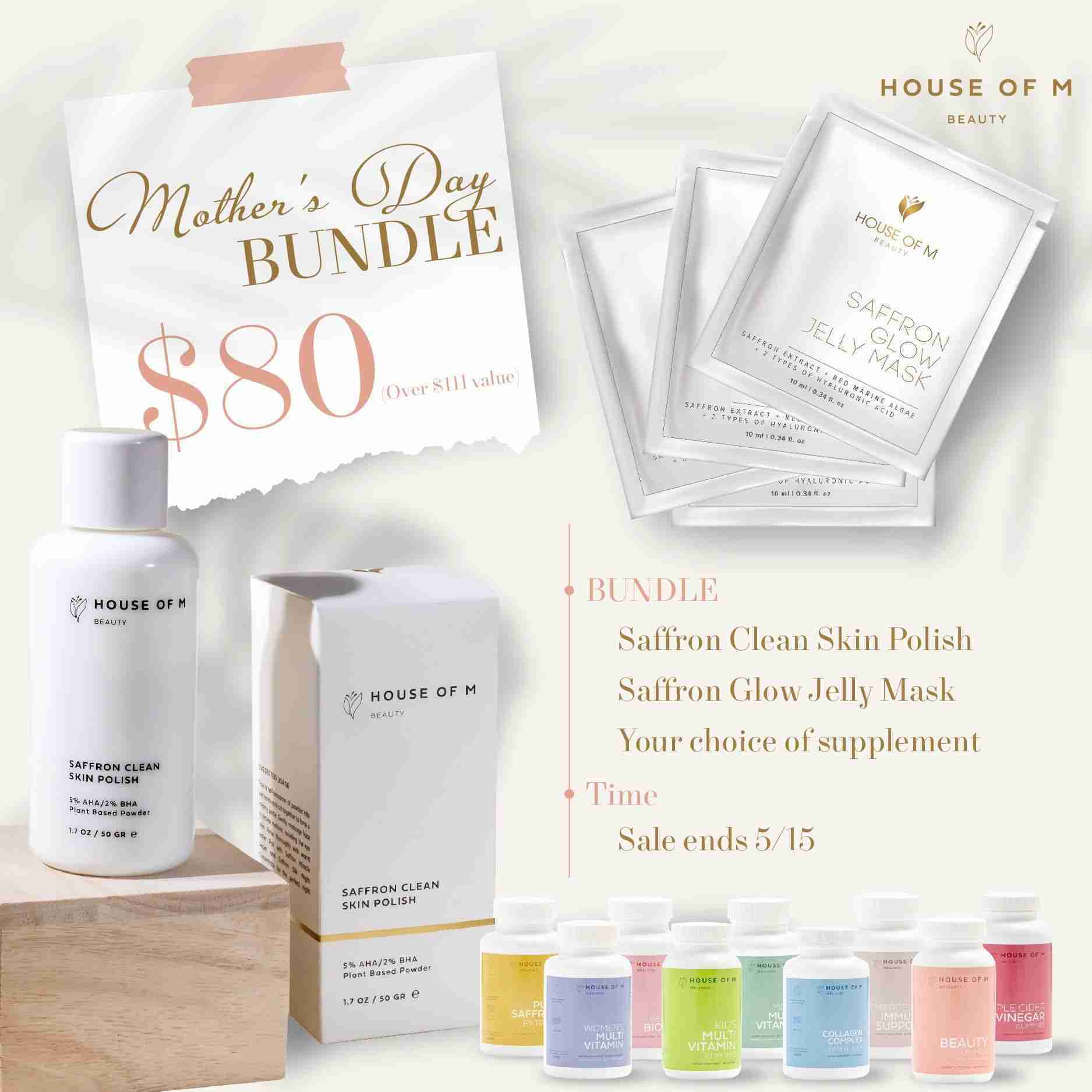 Mother's Day Bundle No.1 – Emergency Immune Support