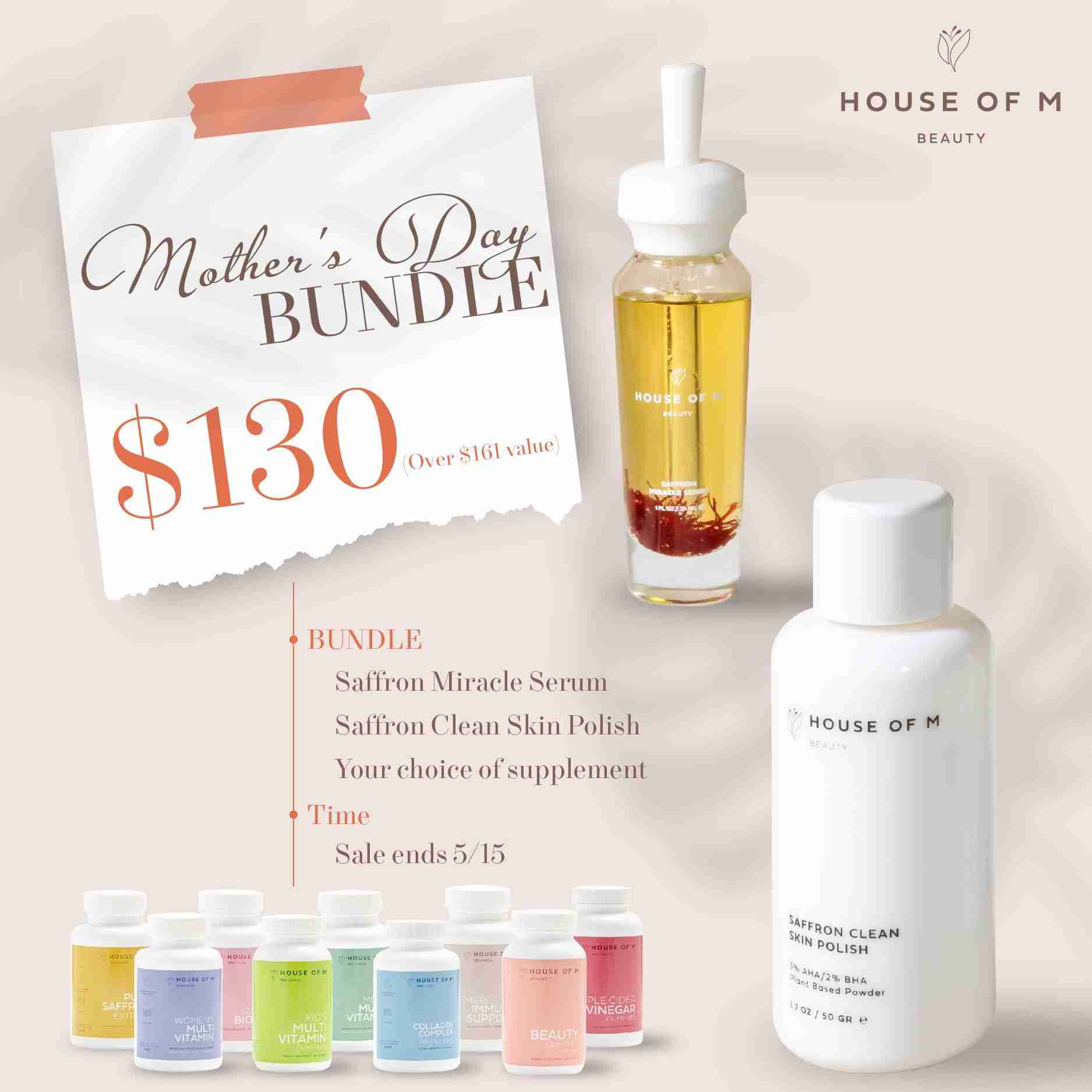 Mother's Day Bundle No.2 – Beauty