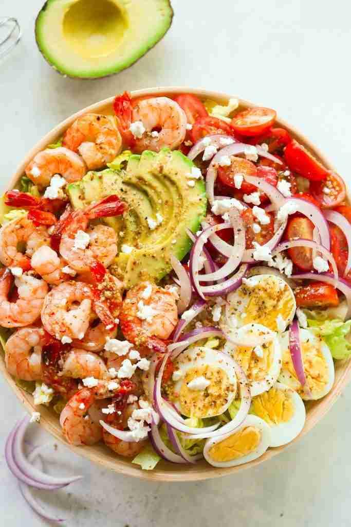 Shrimp Avocado Tomato Salad Recipe – Primavera Kitchen