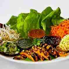 Thai Lettuce Wraps from The Cheesecake Factory