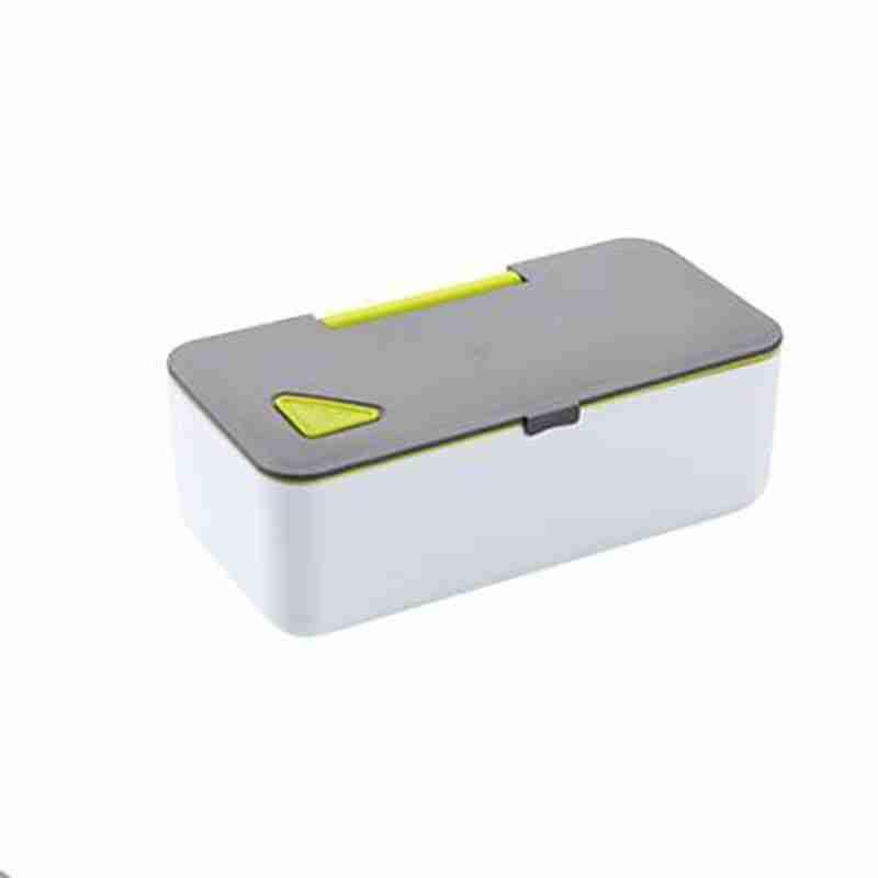 « Tokyo Business » – Design Bento box – 650ML / Emerald green