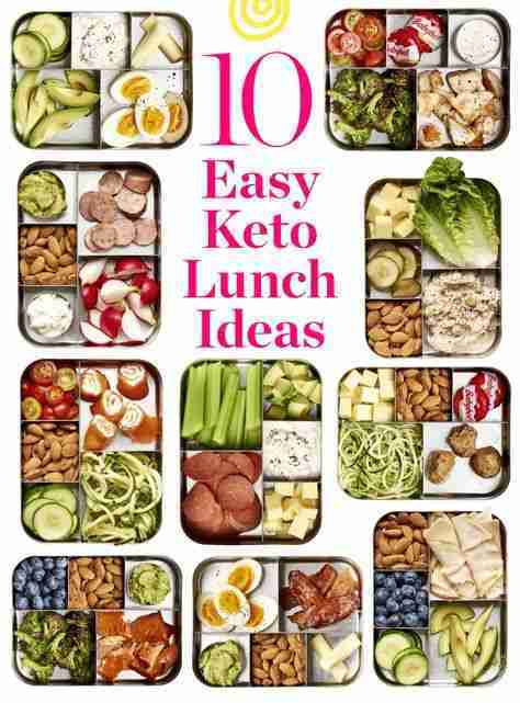 10 Easy Ways to Pack a Keto-Friendly Lunch