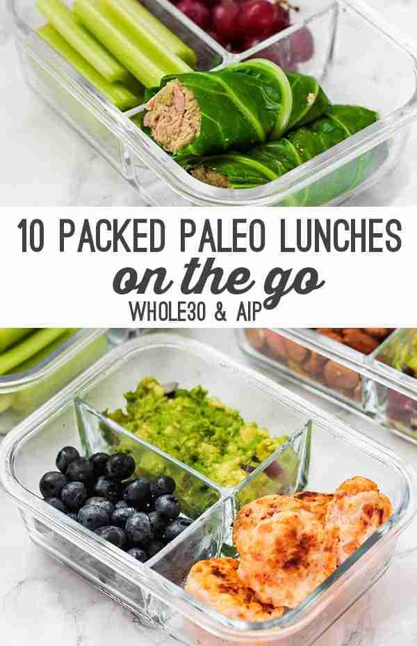 10 Paleo Packed Lunches On The Go (Whole30 & AIP Options) – Unbound Wellness