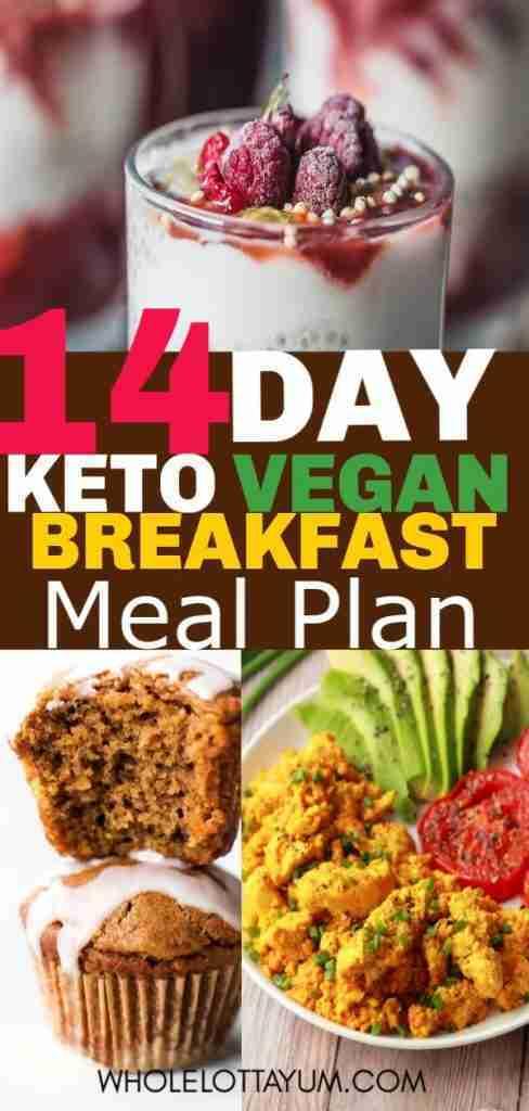 14 Vegan Keto Breakfast Recipes You Need to Try ASAP