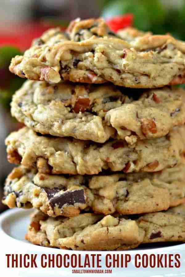 Absolutely the best chocolate chip cookies better than bakery cookies! These easy Homemade Chocolate