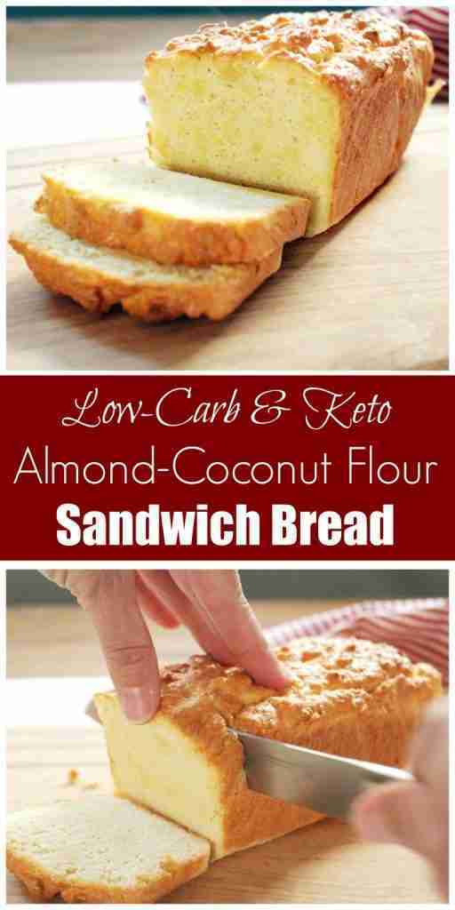Almond and Coconut Flour Bread (Keto, GAPS) – Health, Home, & Happiness