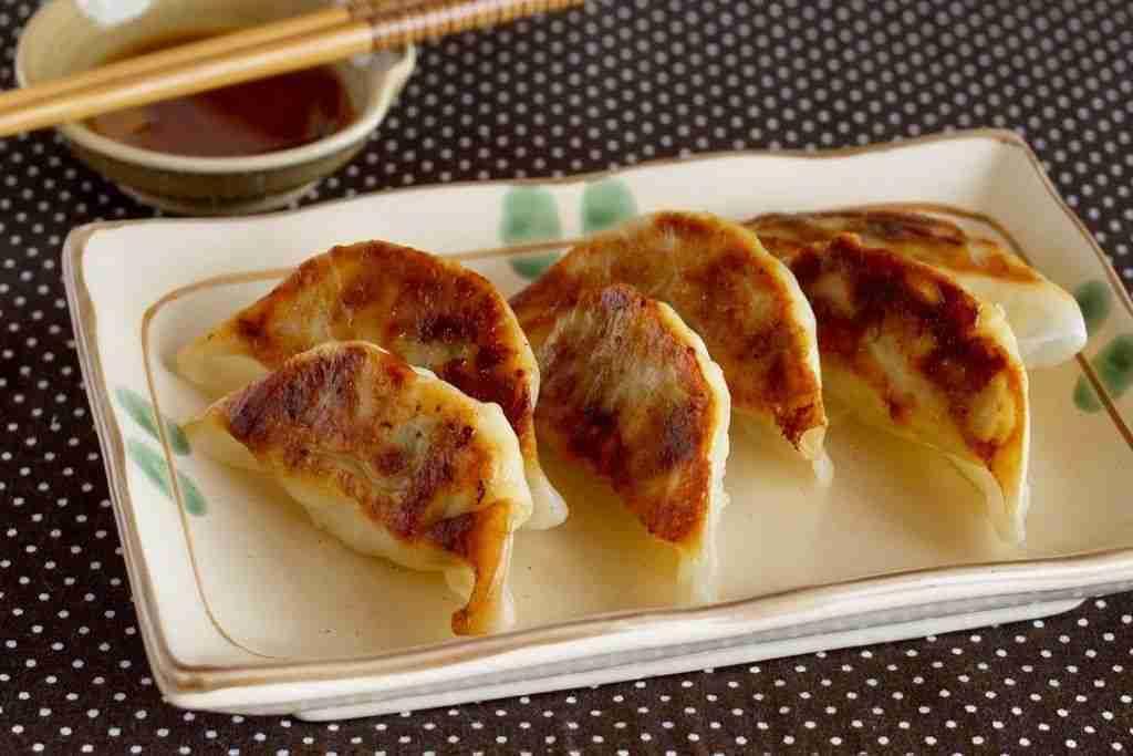 Chicken And Vegetable Gyoza ( Dumpling) (14oz / 20-24 dumplings)