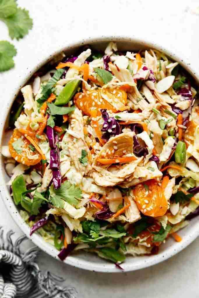 Chinese-Inspired Chicken Salad