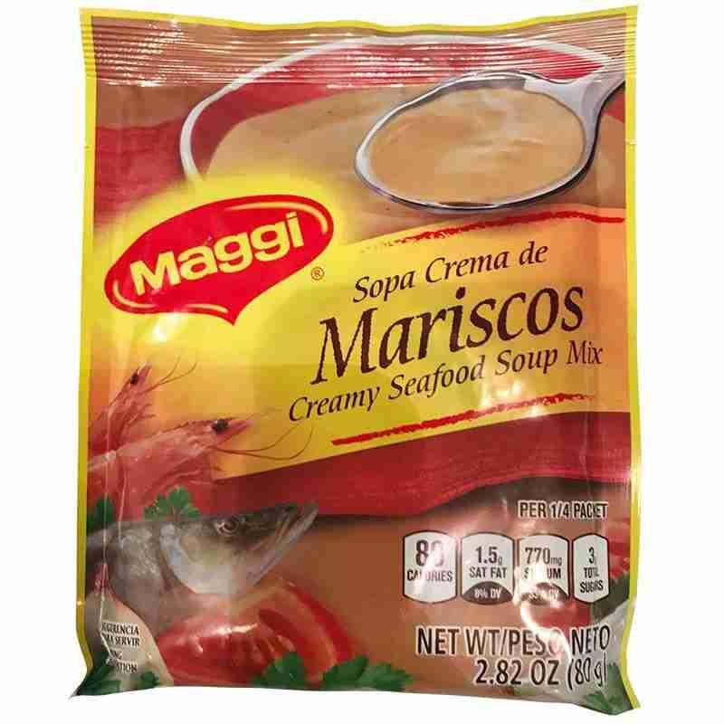 Cremas Maggi (72 grs) – Mariscos