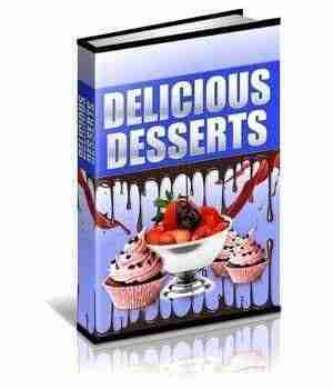 Delicious Desserts great book of Recipes