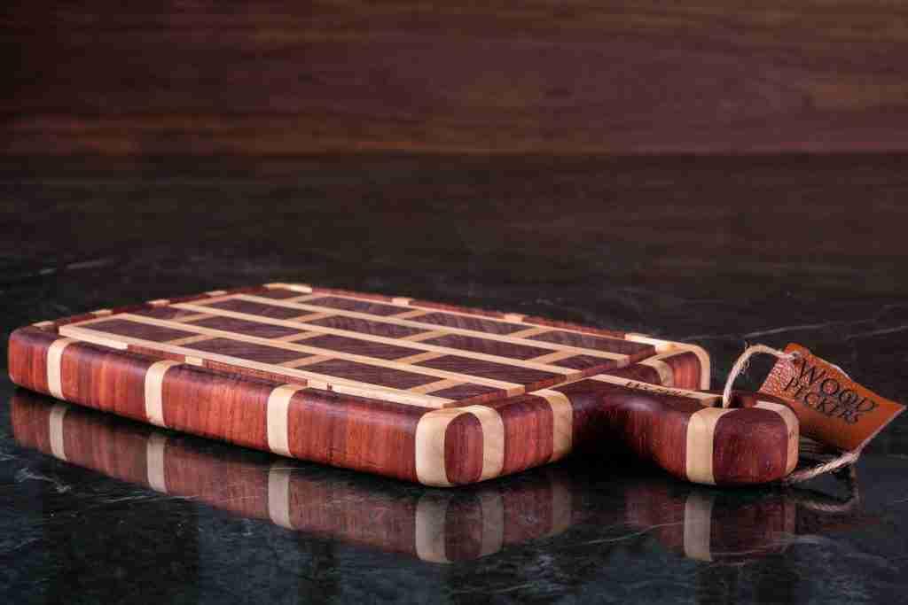 Endgrain Style – Wood Cutting Board