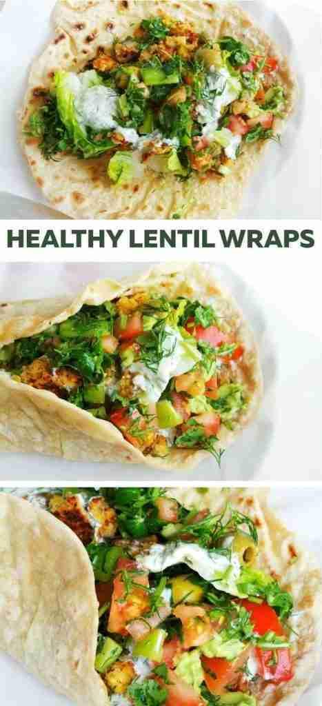 Evolved Lentil Wraps – Beauty Bites