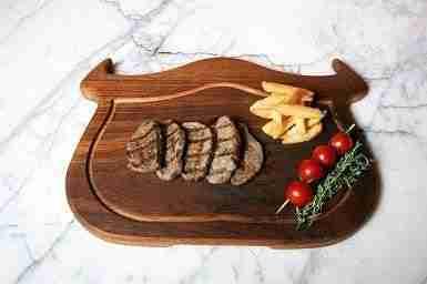 Filete Style – Wood Steak Tray