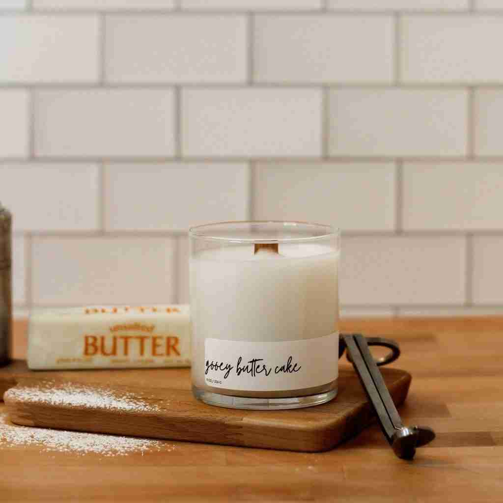 Gooey Butter Cake Candle – 8 oz.