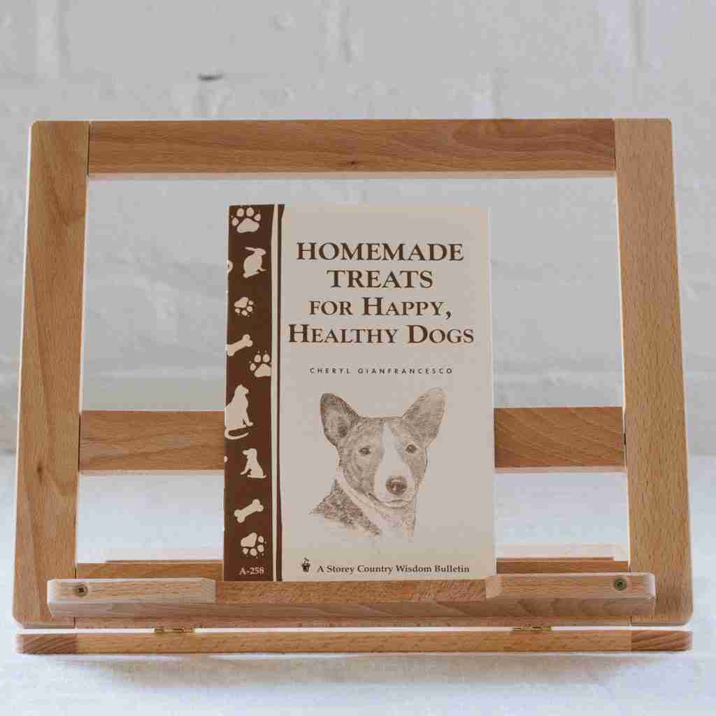 Homemade Treats for Happy, Healthy Dogs
