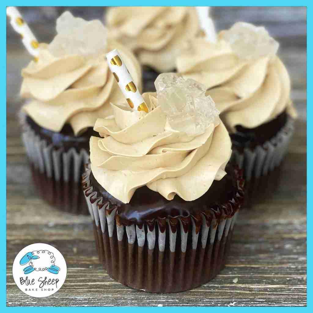 Iced Coffee Cupcakes