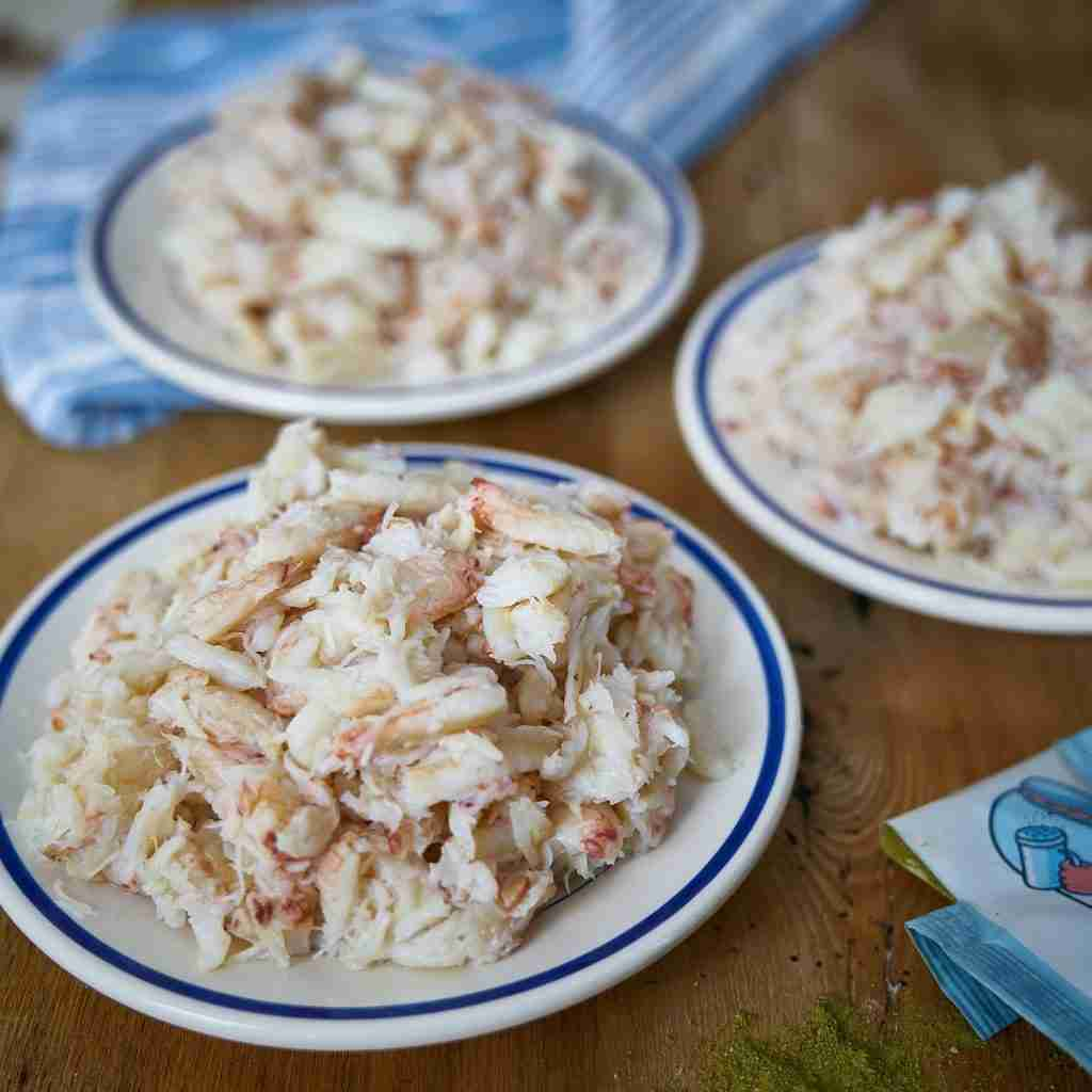 Jonah Crab Meat with Luke's Seasoning – 3 Pounds