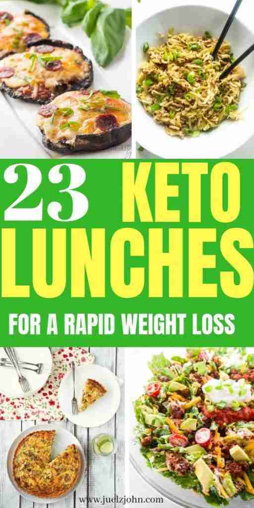 Keto lunch recipes: 23 Easy keto lunch ideas to take to work – juelzjohn