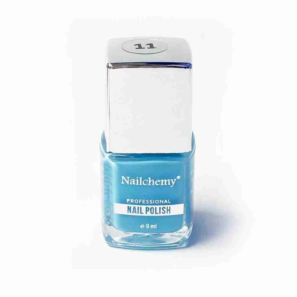 Nailchemy Nail Polish – 11 – Light Blue – 9ml