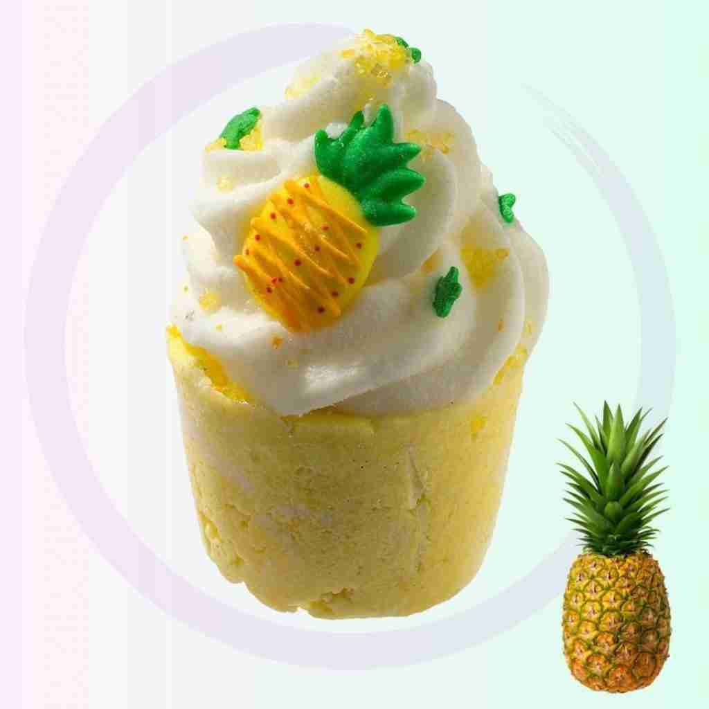 Pineapple Party Bath Mallow