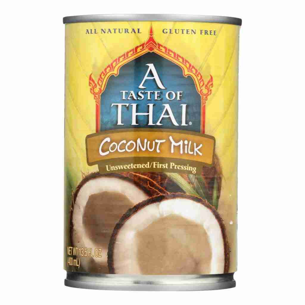 Taste Of Thai Coconut Milk – Case Of 12 – 13.5 Fl Oz.